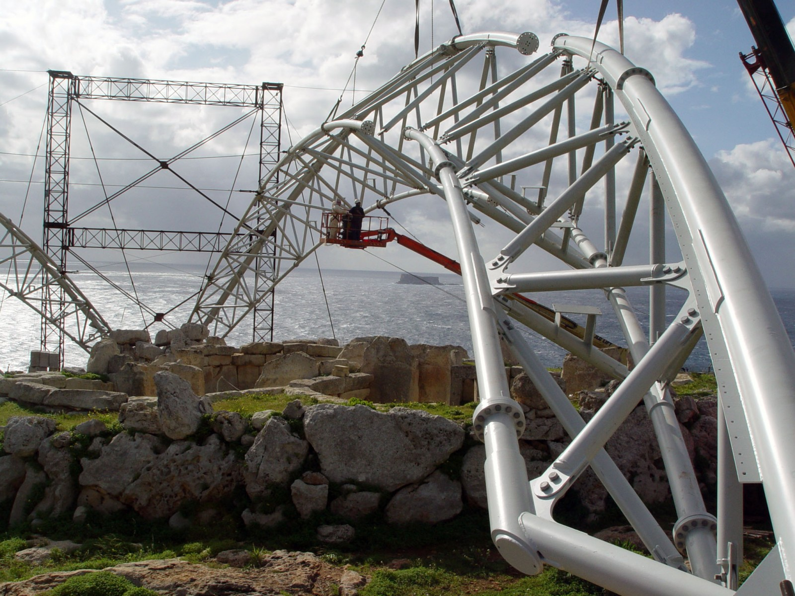 Hagar Qim and Mnajdra Temples Conservation and Interpretation Project