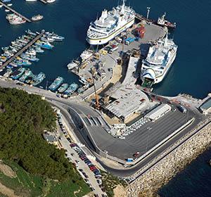 Mgarr Ferry Terminal